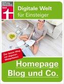 Homepage, Blog und Co. (eBook, ePUB)