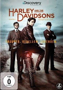 Harley and The Davidsons - Staffel 1 - 2 Disc DVD