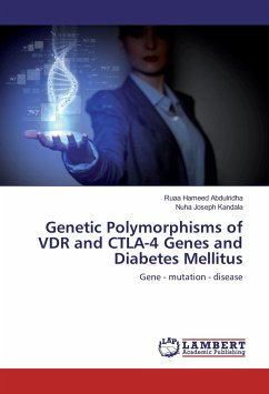 Genetic Polymorphisms of VDR and CTLA-4 Genes and Diabetes Mellitus