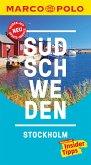 MARCO POLO Reiseführer Südschweden, Stockholm (eBook, ePUB)