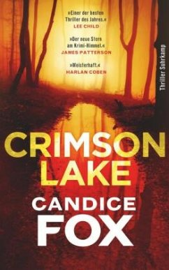 Crimson Lake - Fox, Candice