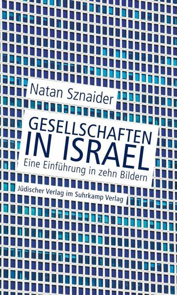Gesellschaften in Israel - Sznaider, Natan