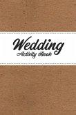 Childrens Wedding Activity Book- Kids Wedding Activities