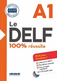 Le DELF A1 - Buch mit MP3-CD - Apollinaire, Guillaume