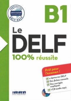 Le DELF B1 - Buch mit MP3-CD - Girardeau, Bruno