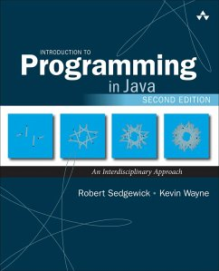 Introduction to Programming in Java (eBook, PDF) - Sedgewick, Robert; Wayne, Kevin