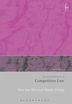 An Introduction to Competition Law (eBook, ePUB) - Slot, Piet Jan; Farley, Martin