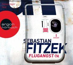 Flugangst 7A, 6 Audio-CDs - Fitzek, Sebastian