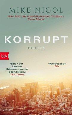 Korrupt / Kapstadt-Thriller Bd.2 (eBook, ePUB) - Nicol, Mike