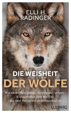 Die Weisheit der Wölfe (eBook, ePUB) - Radinger, Elli H.