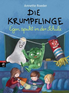 Egon spukt in der Schule / Die Krumpflinge Bd.9 (eBook, ePUB) - Roeder, Annette