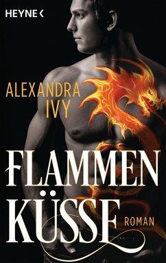 Flammenküsse / Dragons of Eternity Bd.1 (eBook, ePUB) - Ivy, Alexandra