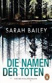 Die Namen der Toten (eBook, ePUB)