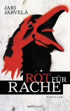 Rot für Rache / Sprayerin Metro Bd.2 (eBook, ePUB) - Järvelä, Jari
