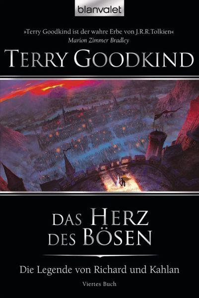 Das Herz des Bösen / Die Legende von Richard und Kahlan Bd.4 (eBook, ePUB)