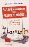 Willkommen bei den Friedlaenders! (eBook, ePUB)