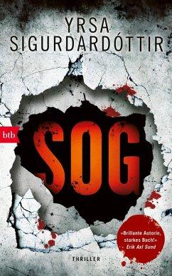 SOG / Kommissar Huldar Bd.2 (eBook, ePUB) - Sigurdardóttir, Yrsa