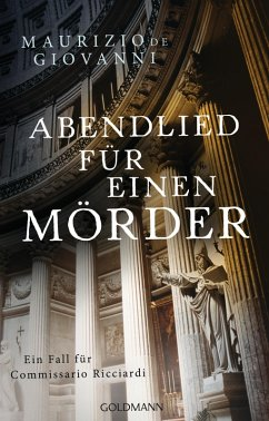 Abendlied für einen Mörder / Commissario Ricciardi Bd.9 (eBook, ePUB) - Giovanni, Maurizio de