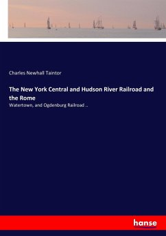 The New York Central and Hudson River Railroad and the Rome