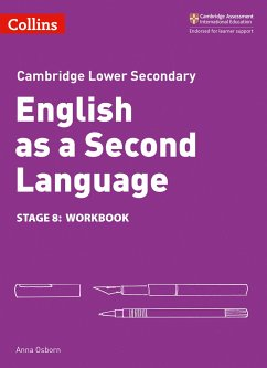 Lower Secondary English as a Second Language Workbook: Stage 8 - Osborn, Anna