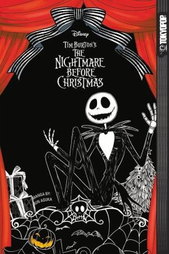 Disney Manga: Tim Burton's the Nightmare Before Christmas - Softcover Edition - Asuka, Jun
