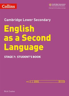 Lower Secondary English as a Second Language Student's Book: Stage 7 - Coates, Nick