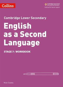 Lower Secondary English as a Second Language Workbook: Stage 7 - Coates, Nick