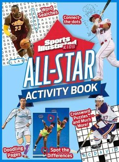 All-Star Activity Book (a Sports Illustrated Ki...