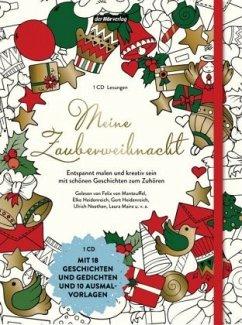Meine Zauberweihnacht, 1 Audio-CD - Eichendorff, Joseph Frhr. von; Ringelnatz, Joachim; Busch, Wilhelm