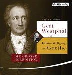 Gert Westphal liest Johann Wolfgang von Goethe, 6 MP3-CD