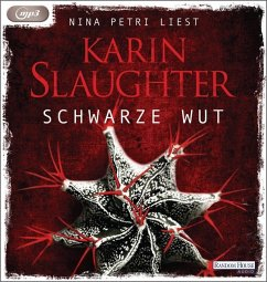 Schwarze Wut / Georgia Bd.5 (1 MP3-CDs) - Slaughter, Karin