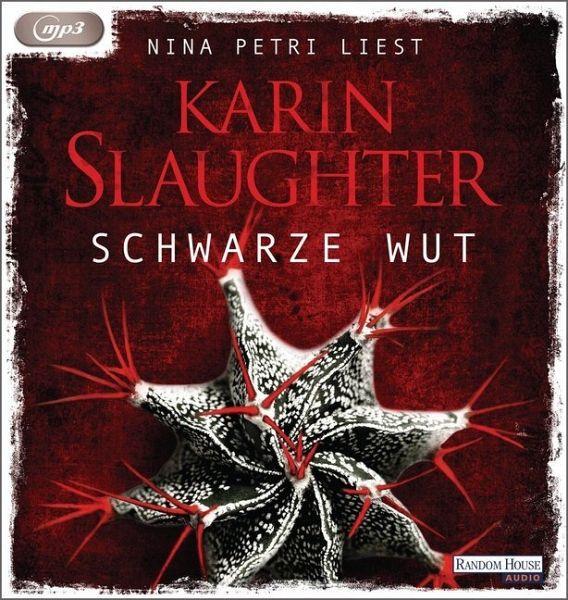Schwarze Wut / Georgia Bd.5 (1 MP3-CDs) - Slaughter, Karin