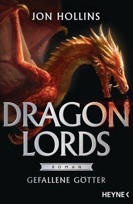 Buch-Reihe Dragon Lords