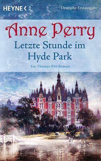 Buch-Reihe Thomas Pitt