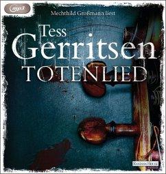 Totenlied, 1 MP3-CD - Gerritsen, Tess