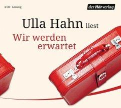 Wir werden erwartet / Hilla Palm Bd.4 (4 Audio-CDs) - Hahn, Ulla