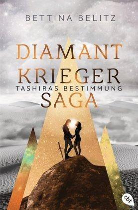 Buch-Reihe Diamantkrieger-Saga