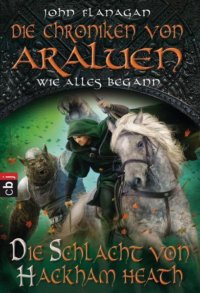 Buch-Reihe Die Chroniken von Araluen Vorgeschichte