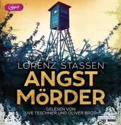Angstmörder / Nicholas Meller Bd.1 (2 MP3-CDs) - Stassen, Lorenz