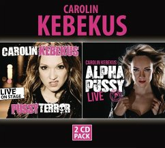 Carolin Kebekus Box, 2 Audio-CDs - Kebekus, Carolin