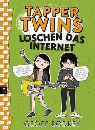 Buch-Reihe Tapper Twins