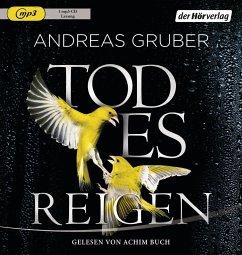 Todesreigen / Sabine Nemez und Maarten Sneijder Bd.4 (1 MP3-CD) - Gruber, Andreas