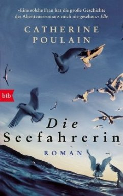 Die Seefahrerin - Poulain, Catherine