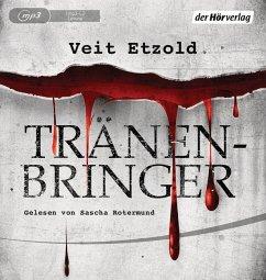 Tränenbringer / Clara Vidalis Bd.5 (1 MP3-CD) - Etzold, Veit