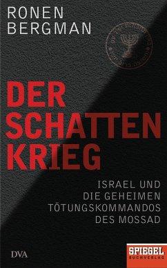 Der Schattenkrieg - Bergman, Ronen