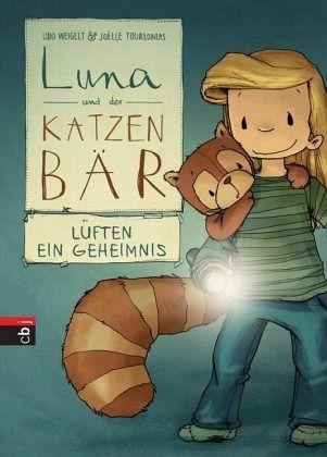 Buch-Reihe Luna und der Katzenbär