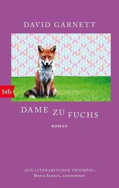 Dame zu Fuchs - Garnett, David