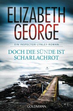 Doch die Sünde ist scharlachrot / Inspector Lynley Bd.15 - George, Elizabeth