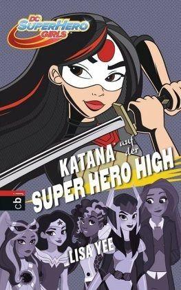 Buch-Reihe DC SuperHero Girls