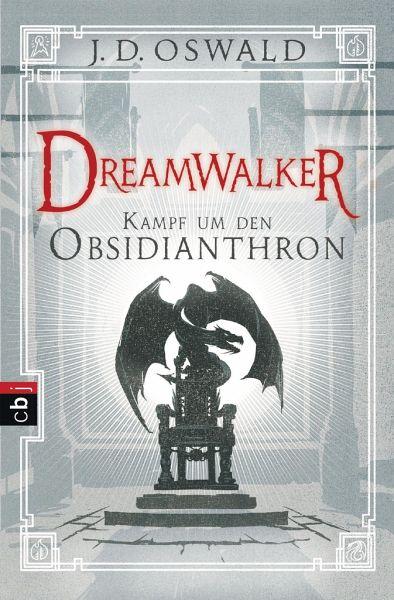 Buch-Reihe Dreamwalker von James Oswald
